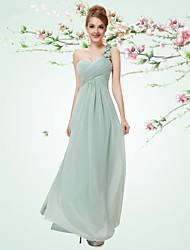 Women's Dress , Chiffon Maxi Sleeveless