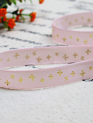 cetim rosa ribbon padrão