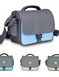 нейлон ткань моды камера плеча сумку для Nikon Canon DSLR
