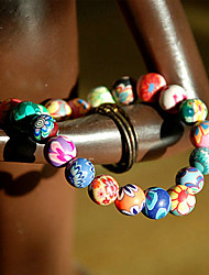Beaded Argil Ethical Style Bracelet
