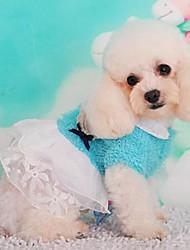 Fashion Aristocratic Ladies Pet Tutu For Pet Dogs(Assorted Size)