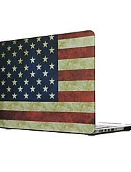 bandera america funda folio de protección para retina 13.3 macbook