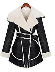 KYL Women's Ol Wool Long Coat