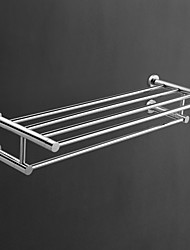 Towel Bar,Contemporary Chrome Wall Mounted