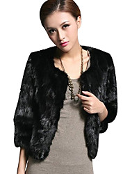 Fur Thermal Coat