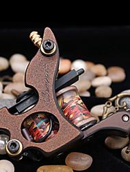 máquina de tatuaje COMPASS® forro sunda 8 envuelve marco de acero