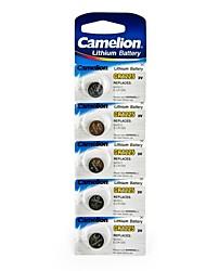 Camelion 3v кнопку CR1225 литиевая батарея (5шт)