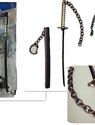 Bleach Ulquiorra Schiffer Key Chain Cosplay Accessories