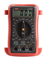 UNI-T UT30B Стандартный цифровой мультиметр, тестер AC / DC Емкость Сопротивление Частота Гц