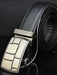L.WEST Business Casual Automatic Buckle Belt J435-1