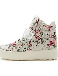 zapatos de las mujeres Smandy punta redonda zapatillas de deporte de moda los zapatos de tacón plano más colores disponibles