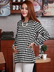lâche longue chez les femmes enceintes robe d'automne de incern®maternity