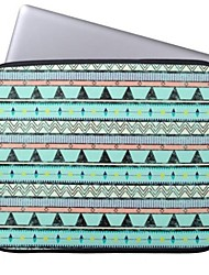 """Elonbo Bohemian 13"""" Laptop Neoprene Protective Sleeve Case for Macbook Pro/Air Dell HP Acer"""
