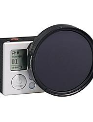 GoPro Hero 3/3 + acessórios definir incluindo um filtro de 52mm CPL, uma tampa de len e um anel adaptador
