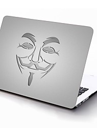 V for Vendetta Design Full-Body Protective Plastic Case for 11-inch/13-inch New MacBook Air
