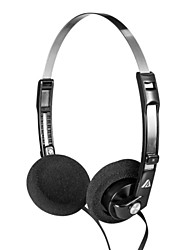 ARTISTE AWM210 Hi-Fi Tide Portable Music Headset Phone Headset Computer Headphone Wire with Wheat