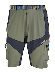 Arsuxeo Outdoor Elastic Quick Drying Multi Function Pants With Belt_46