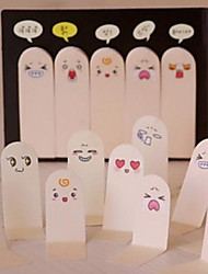 Finger Expressions DIY Scrapbook Sticker(100 Pages/PCS)