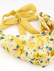 Fashion Fresh Pastoral Floral Headbands