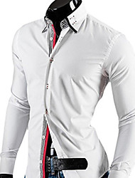 YDY Long Sleeve Fashion Bodycon Shirt