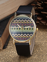 Women's Watch Bracelet Bohemian Totem Pattern Cool Watches Unique Watches Fashion Watch