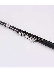 2.7M Telescopic Carbon Rod Sea Fishing Pole Fishing Tackle  Fishing Rod
