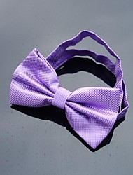 Men Vintage/Cute/Party/Work/Casual Bow Tie , Polyester