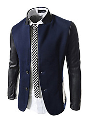 Men's Fashion Casual All Match Long Sleeve Coat