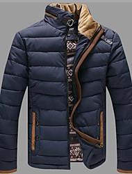 Мужская модная теплая куртка