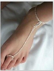 Women's Eight Letter Mittens Anklets