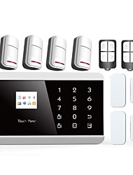 IOS/Android App Control for Anti-thief Alarm System Gsm Auto Dial