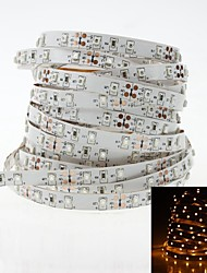 led strip 5m 30w 300x3528 geel licht led strip lamp DC12V