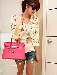 Women's Coats & Jackets , Chiffon Casual Zeagoo