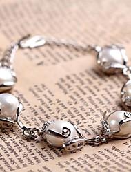 6mm Perlenarmband 6 Perlen
