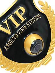 RenEPai® VIP 170° CMOS Waterproof Night Vision Car Front View Camera for 420 TV Lines NTSC / PAL