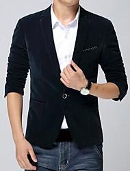 pur costume couleur de loisirs pour hommes