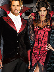 Performance Man's Vampire Costume Outfit