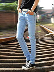 Men's Jeans , Cotton Casual 帅酷