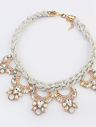 elegant übertriebene Halskette btime Frauen