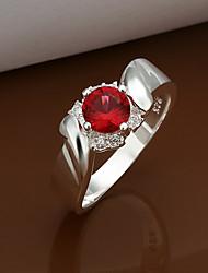 мода основной драгоценный камень сладкий кольцо с бриллиантом