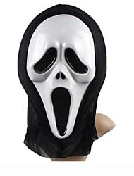 Halloween théâtre de costume prop nouveauté partie en caoutchouc horreur de latex masque de façon aléatoire