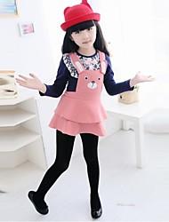 Girl's Cotton Blend Skirt , Winter/Spring/Fall