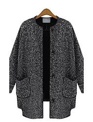 Women's Round Loose Coat
