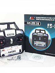 2014 neue Version fs flysky fs-i4 2.4G 4CH Sender und Empfänger-System-LCD-Bildschirm