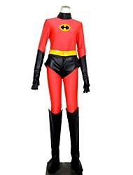 Dash Superhero Zentai Cosplay Costume