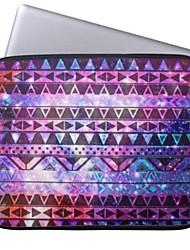 "Elonbo 11.6"" Vintage Stripe Tablet Neoprene Protective Sleeve Case for 11'' Macbook Air Dell Acer HP"