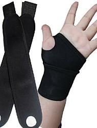 Adjustable Professional Sports Wrist Fitness Bracers