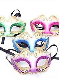 Eye Shadow PS Half Face Kids Halloween Party Mask