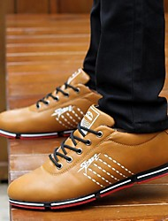 Men's Shoes Comfort  Flat Heel Oxfords  with Lace-up  Shoes More Colors available