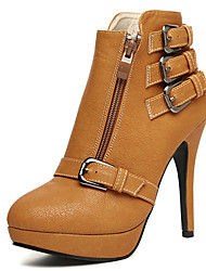 meilisha tacón alto boots_84 moda